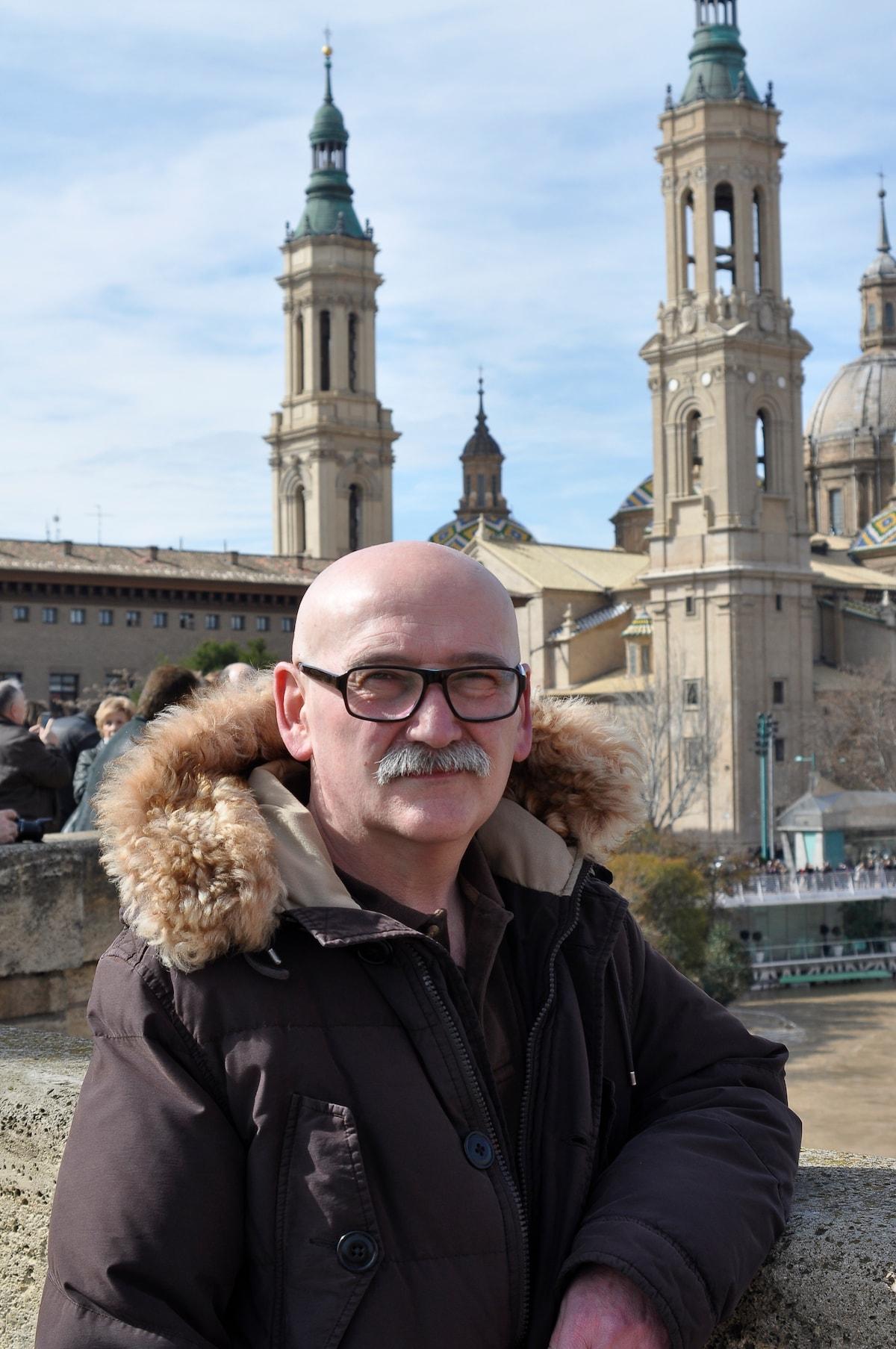 Alfredo From Biescas, Spain