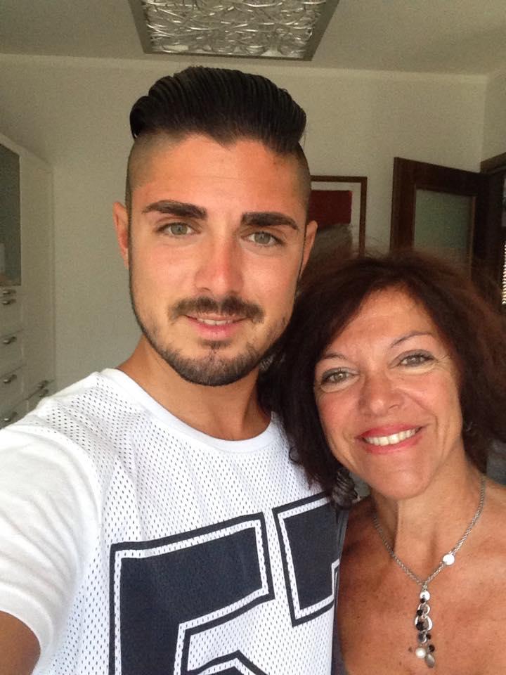 Elia From Livorno, Italy