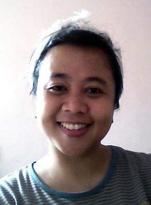 Mita from South Tangerang