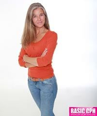 Jeanette from Gentofte