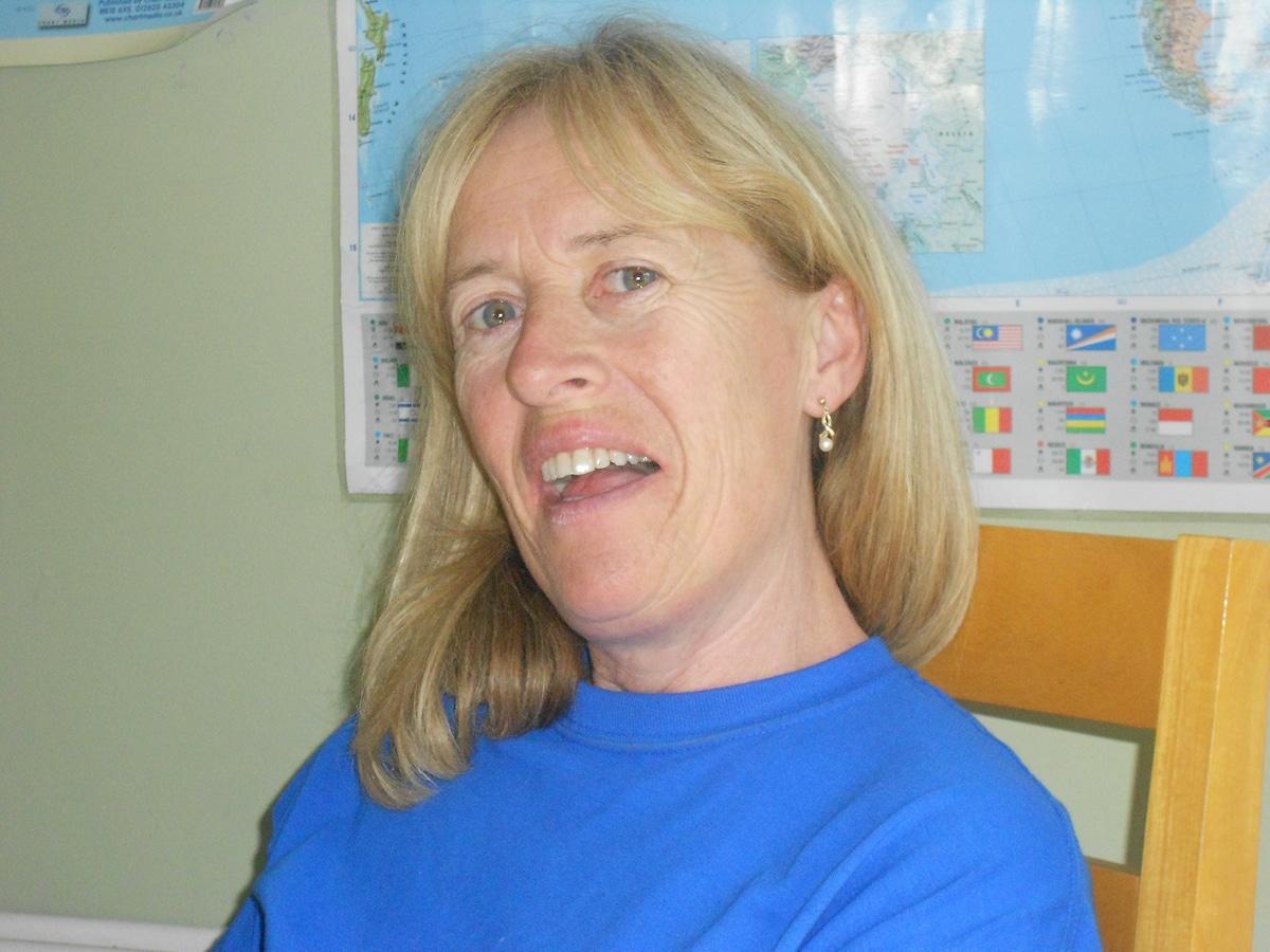 Theresa from Knocknacarra