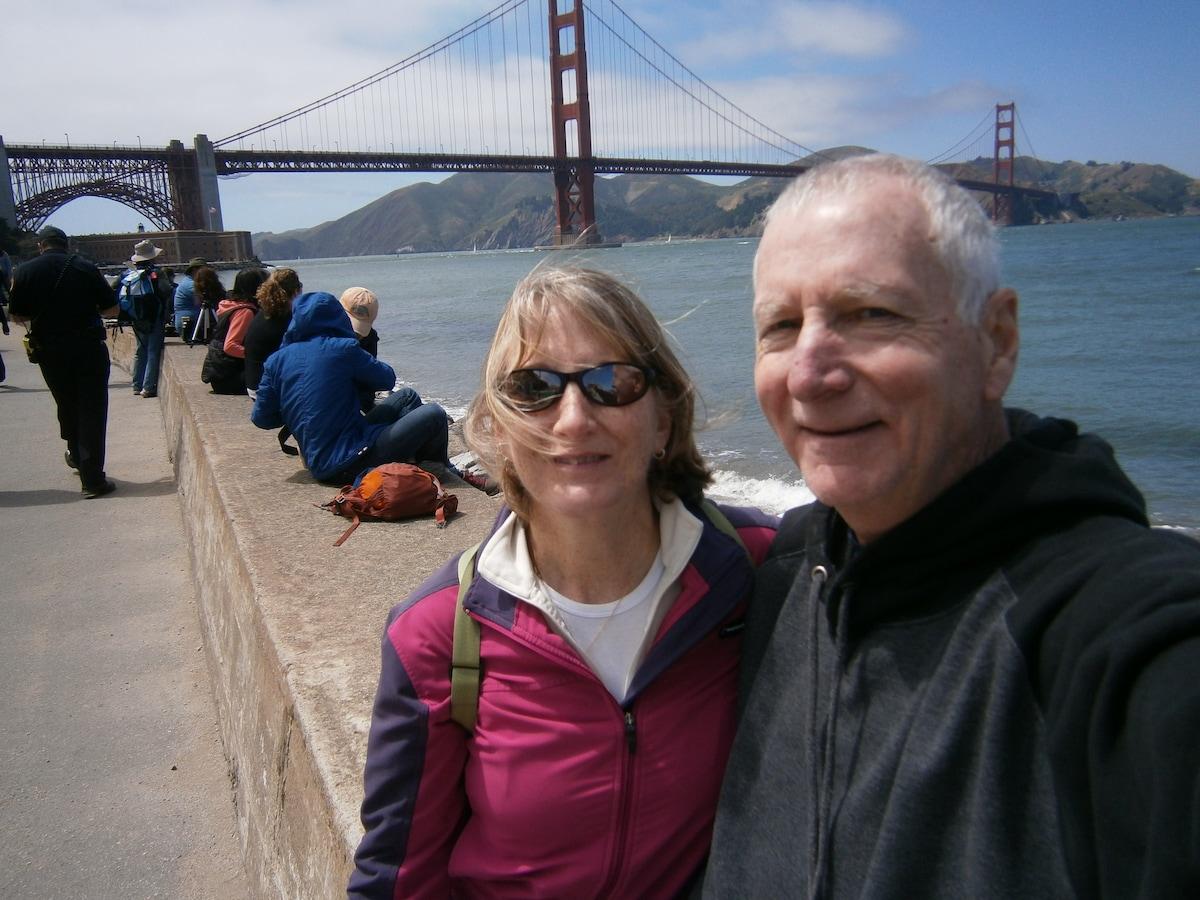 Maureen from San Francisco