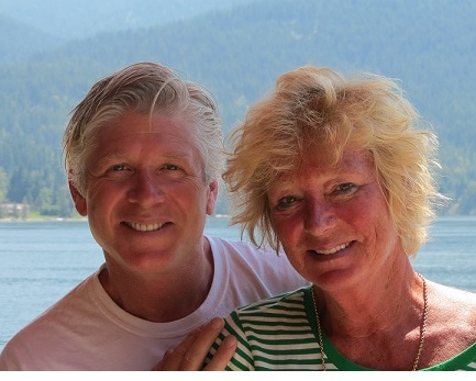 Andrew And Maureen From Nelson, Canada