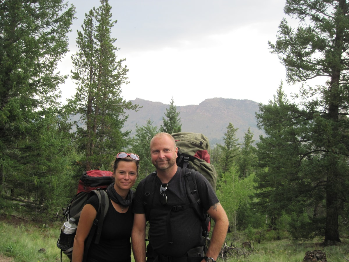 Bryon And Tash From Colorado, United States