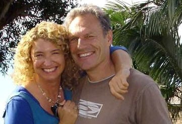Gerrit and Alison live in the Byron Bay Shire on t