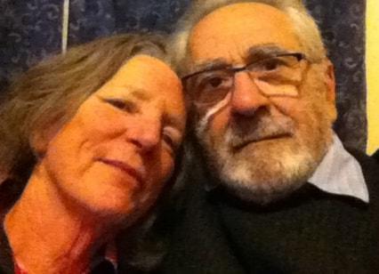 Len And  Julie from Hyams Beach