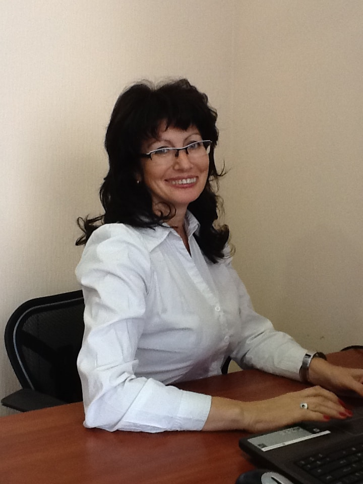 Галина From Saint Petersburg, Russia