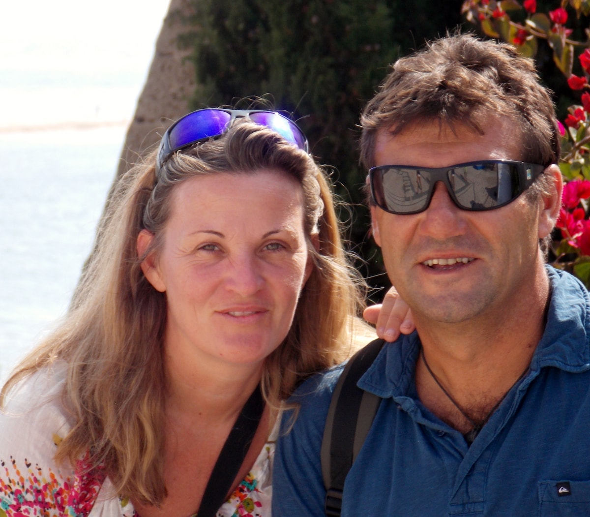 JEAN-MARC Et CARINE from Anglet