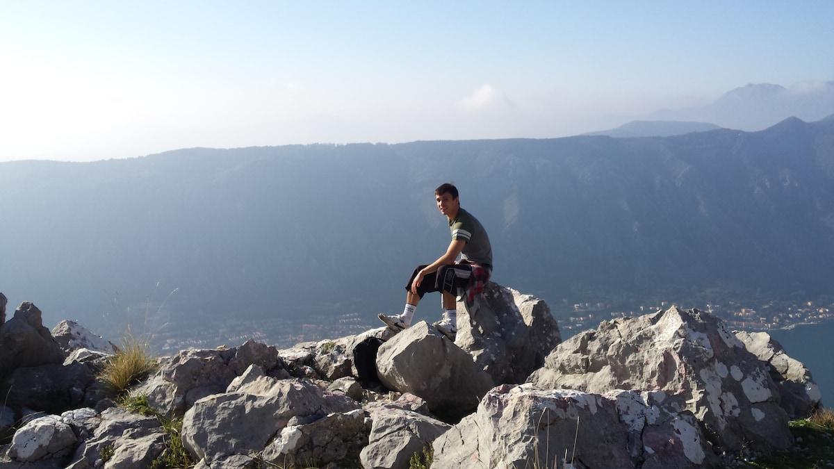 Martin from Kotor