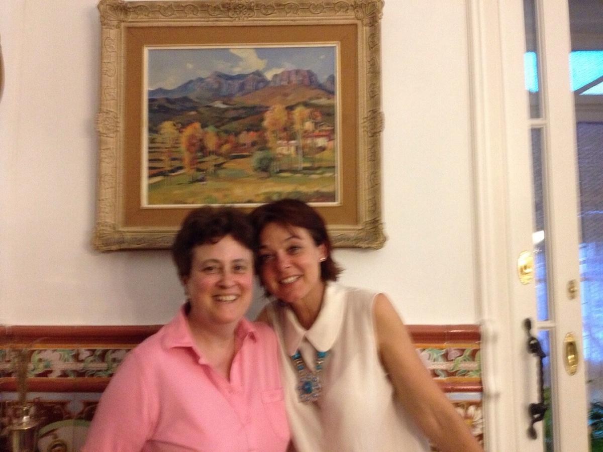 Hola som dues germanes que vivim a Barcelona. Comp