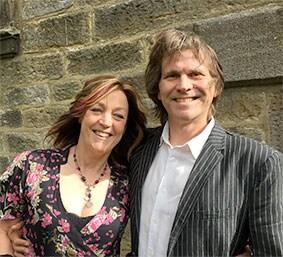Mel & Paul from Hebden Bridge