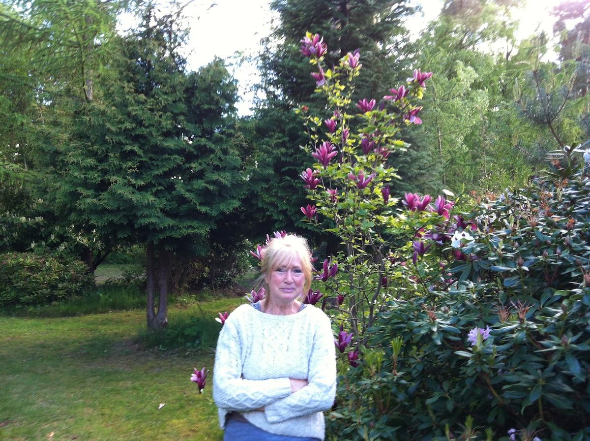 Mette from Rørvig