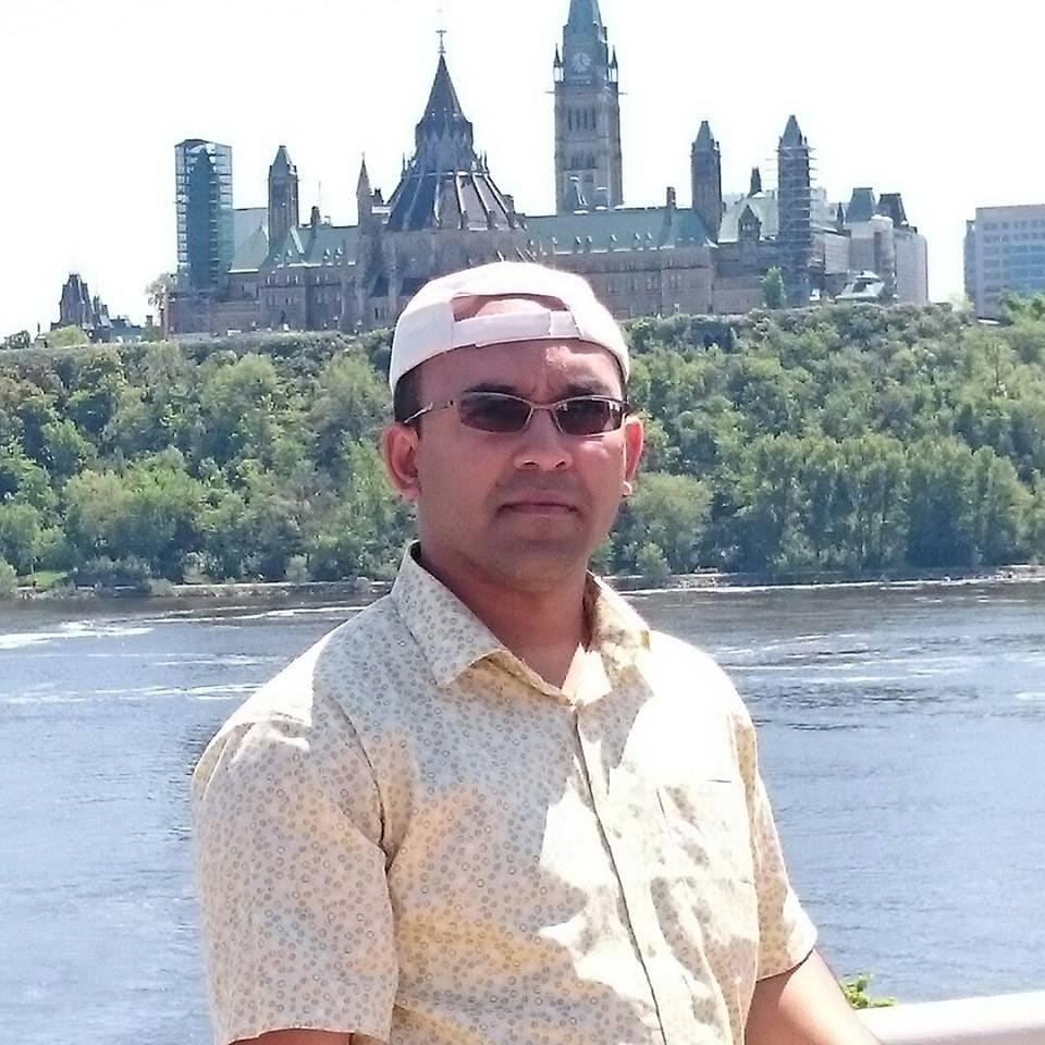 Mahbubul from Toronto