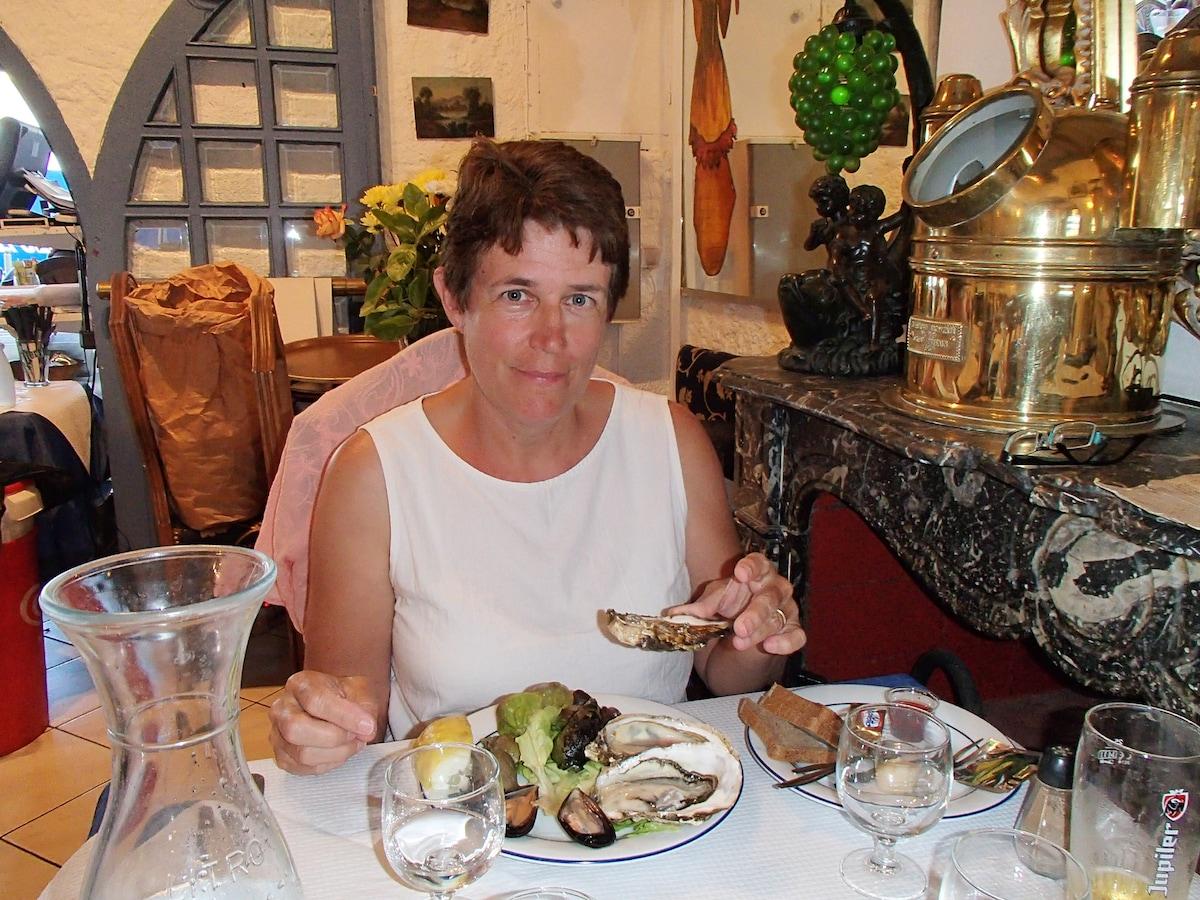 Carole from Albert Park