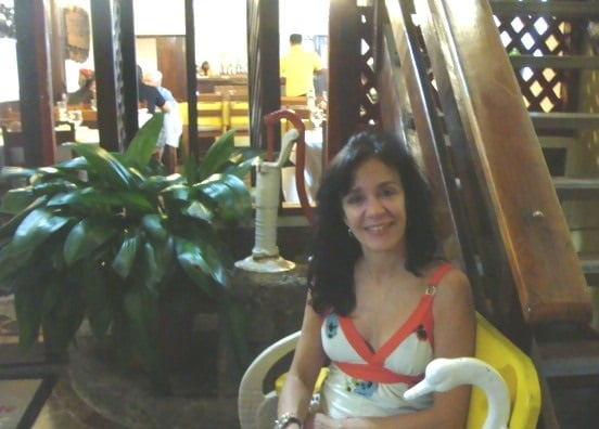 Claudia from Prado