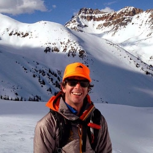 Zach From Mount Crested Butte, CO