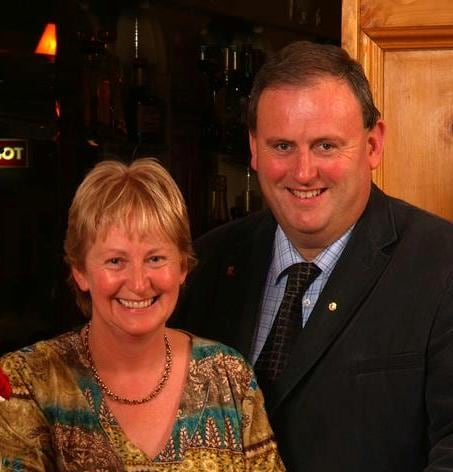 Eamonn & Mary from Lanesborough