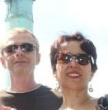 Zohreh&Christophe from Paris