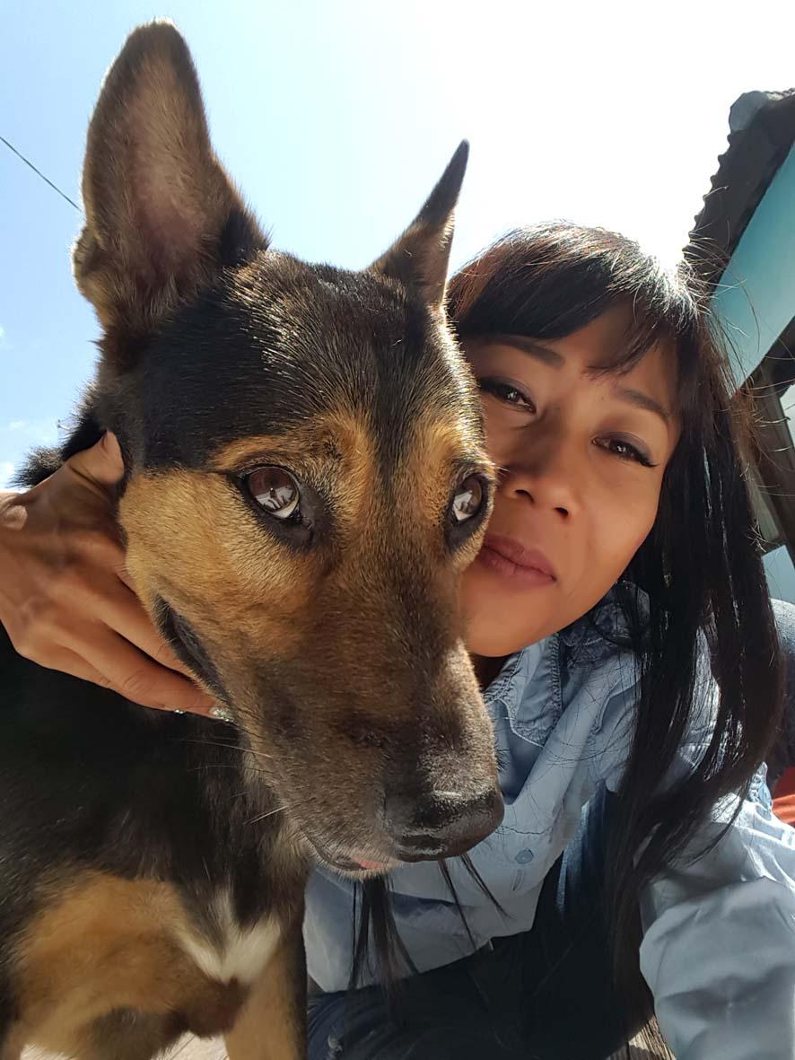 Silvia from denpasar