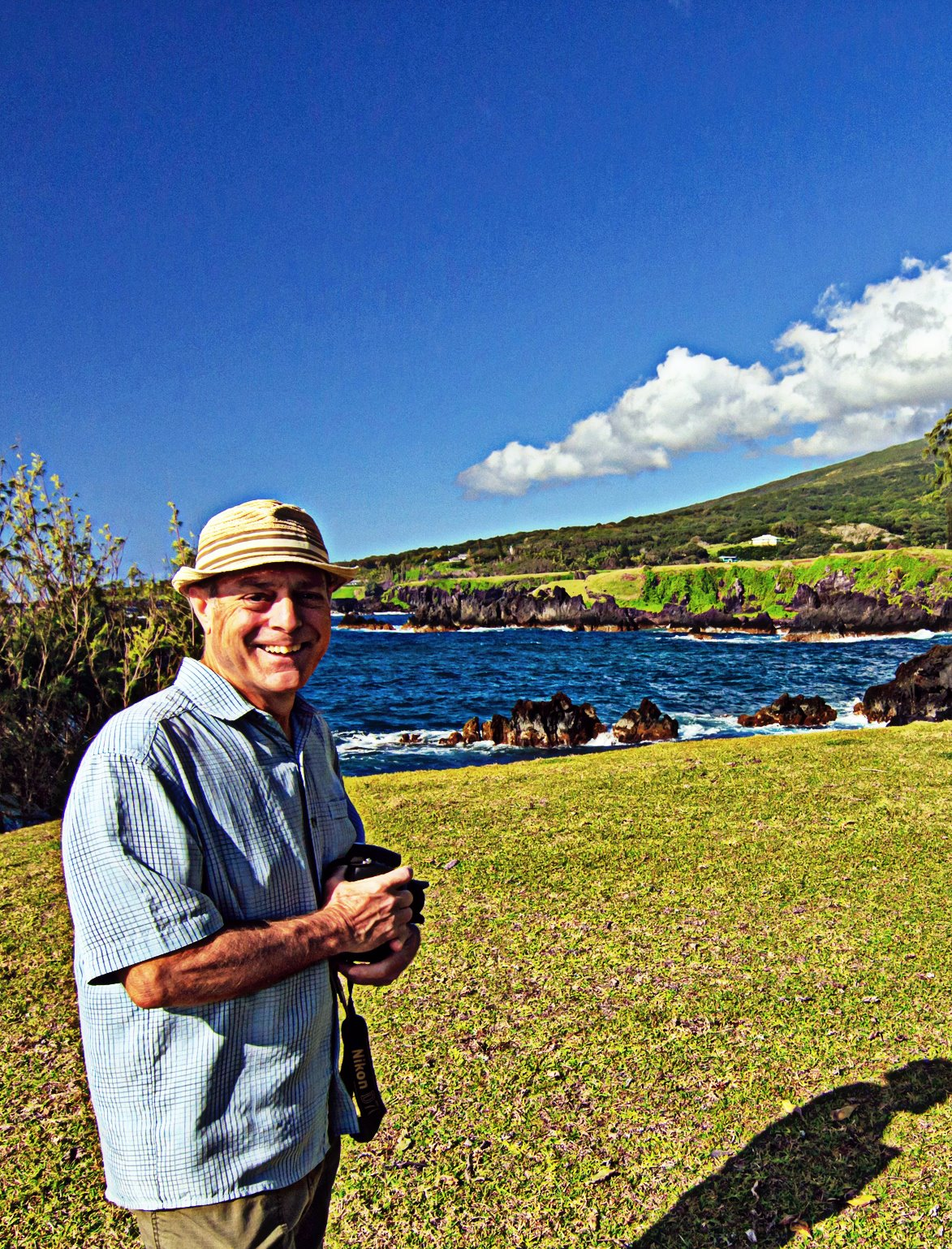 Tom from Hāna
