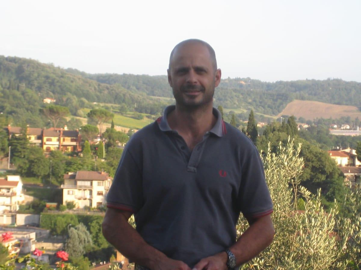Leonardo from Rignano sull'Arno