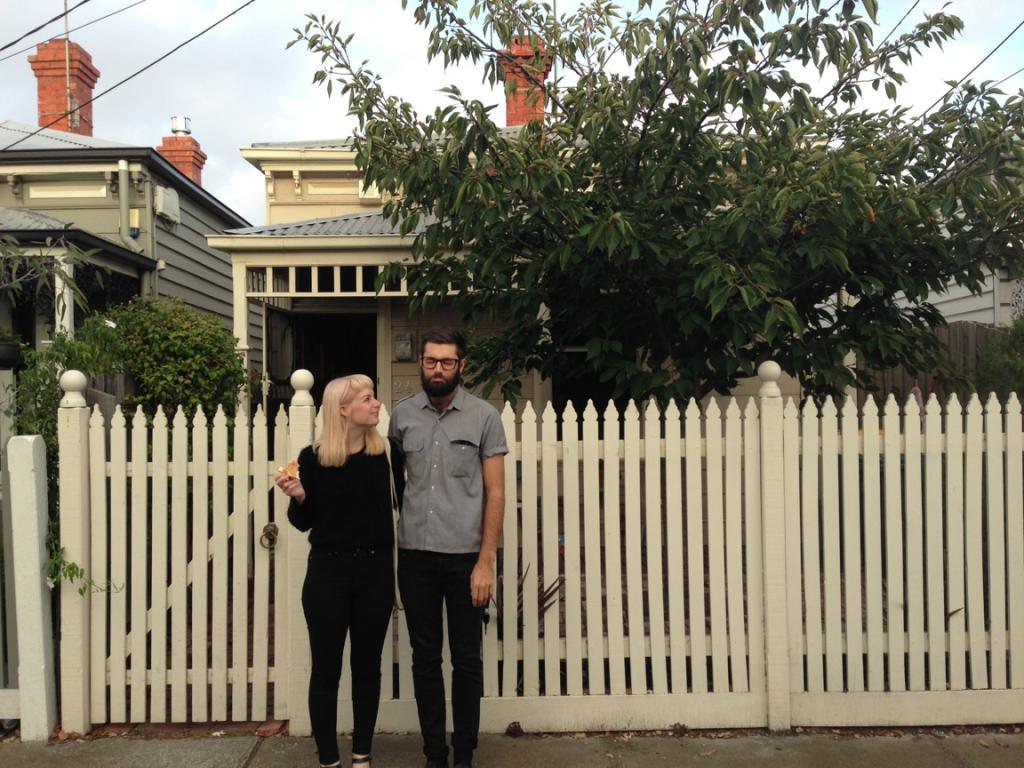 Yasmin from Footscray