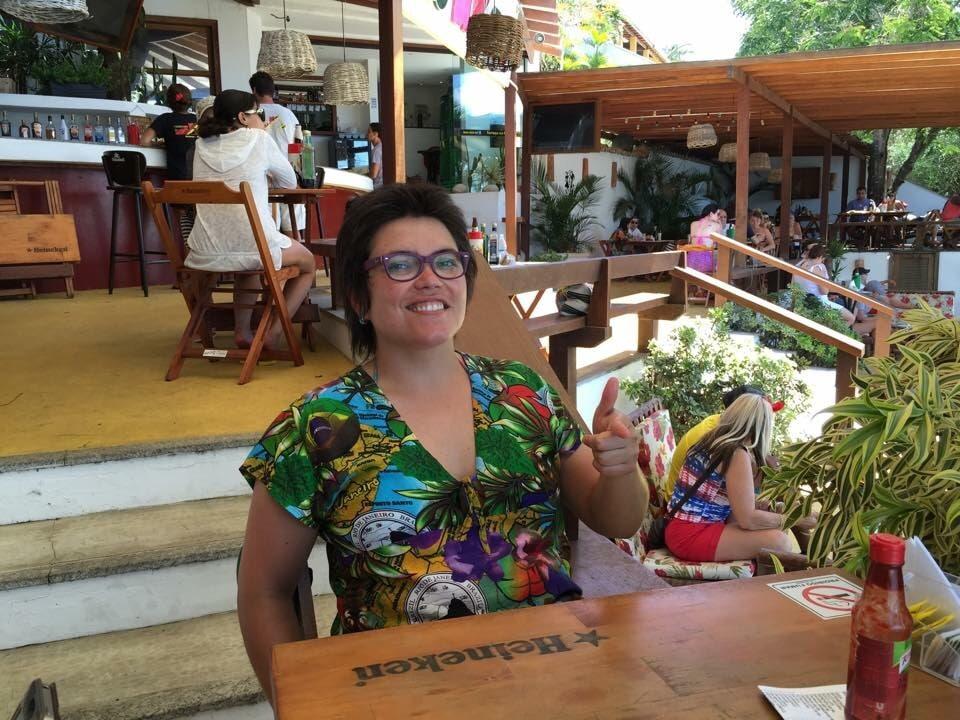 Claudia from Valparaíso