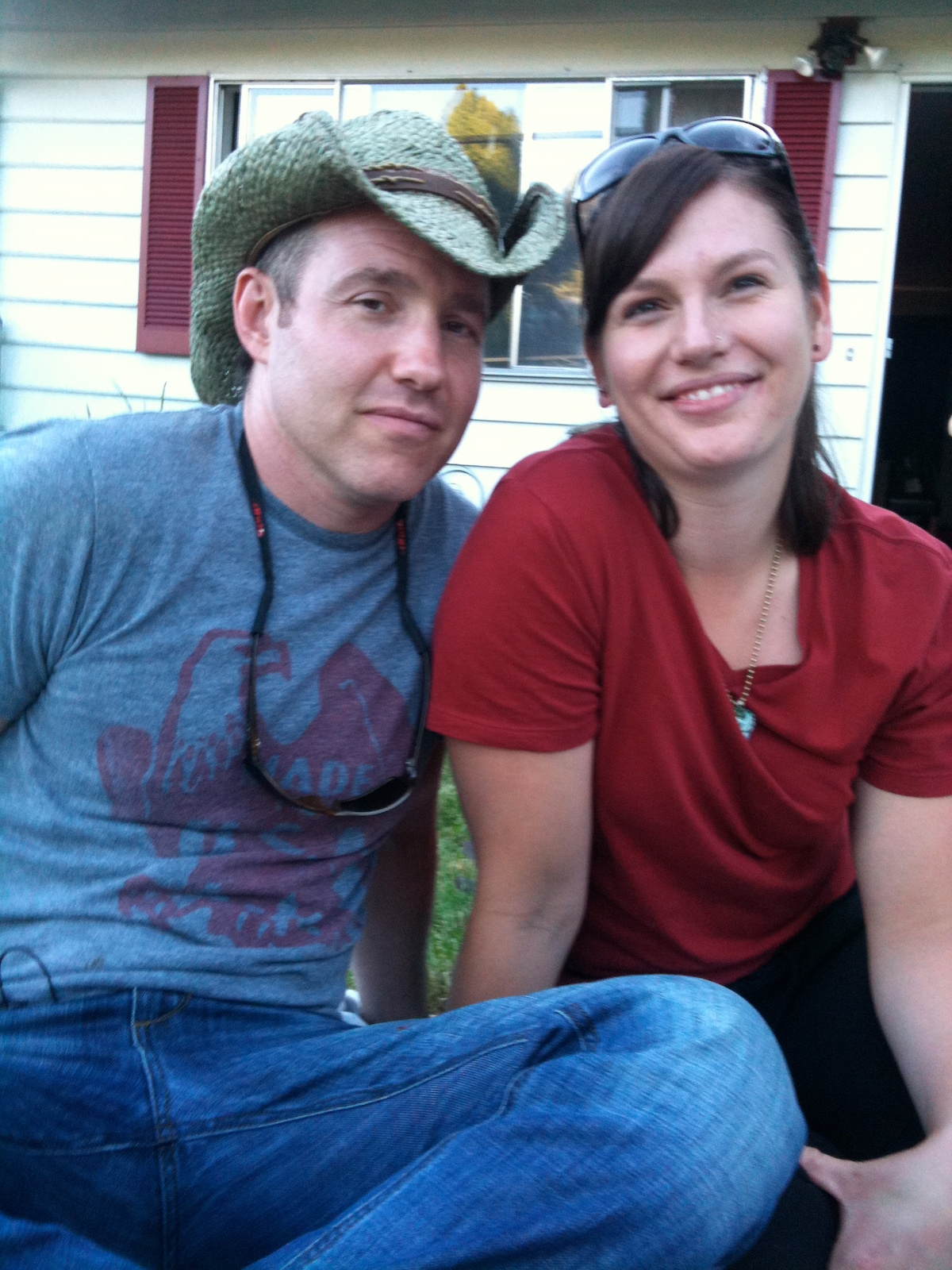 We are a young Seattle couple who have been rentin