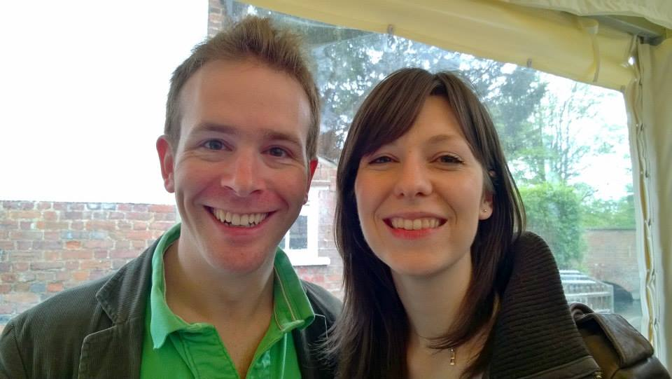 Laura & Paul from County Durham