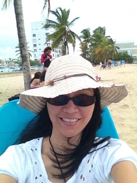 Angie from San Juan