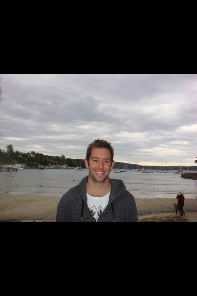 Patrick from Phillip Island