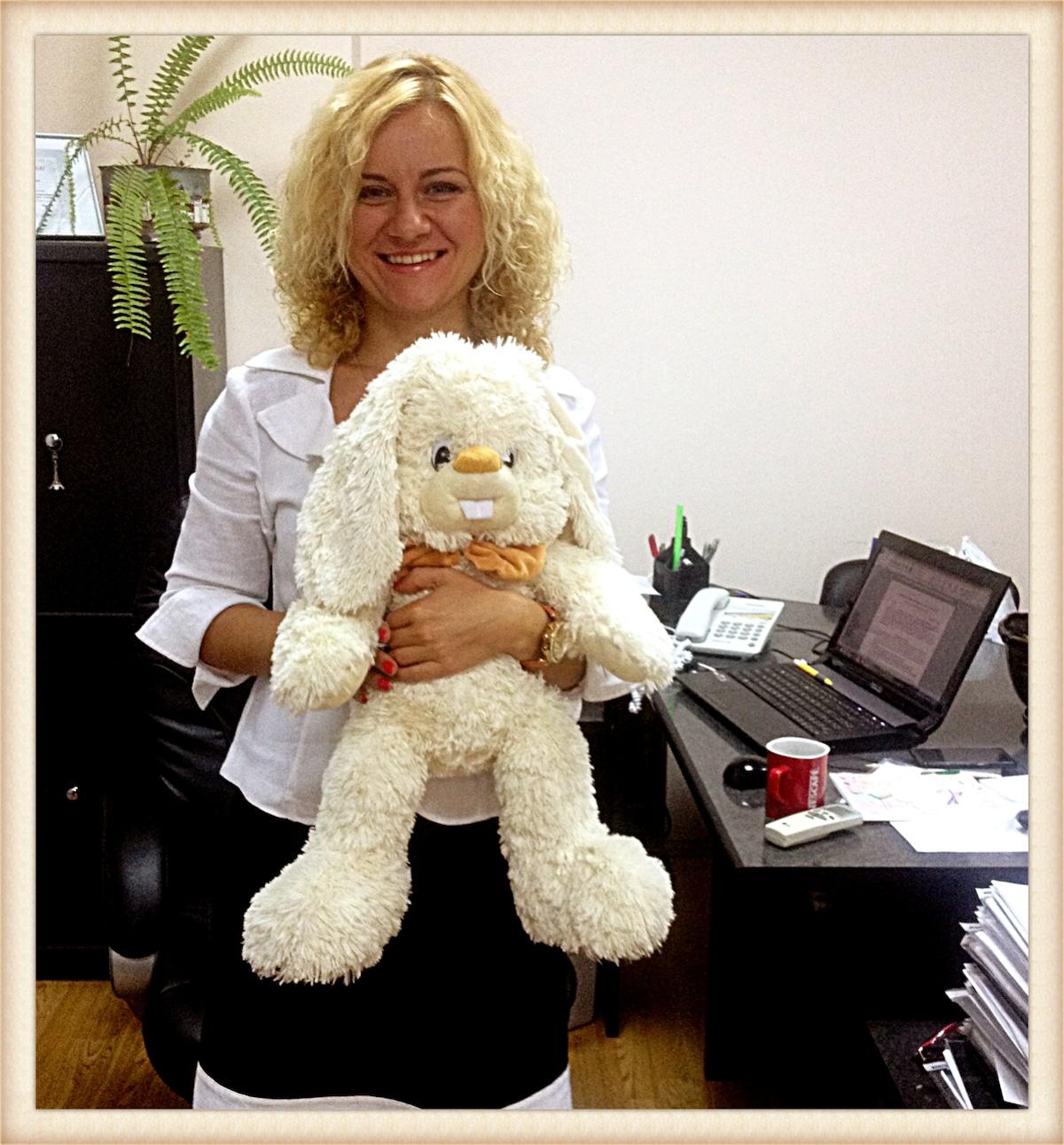 Yulya from L'viv
