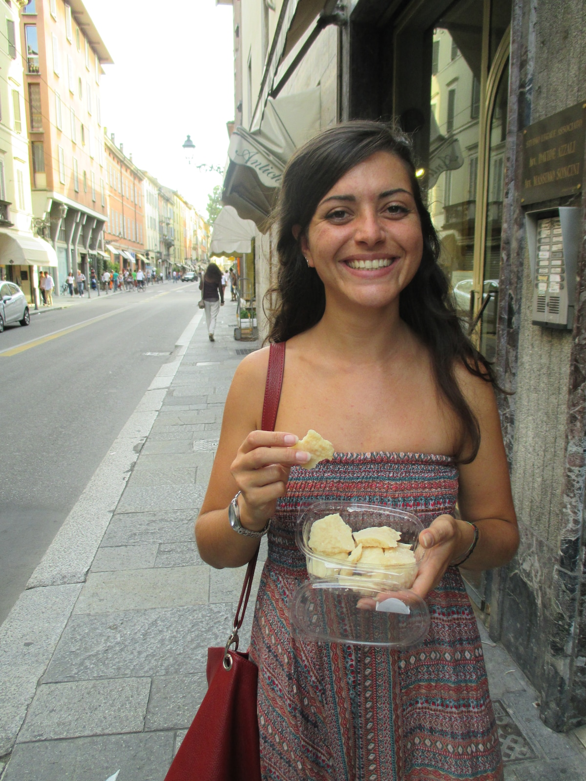 Francesca from Ancona