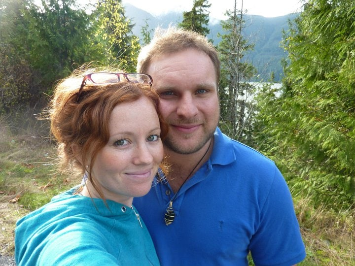 Jayne And Nick From Victoria, Canada