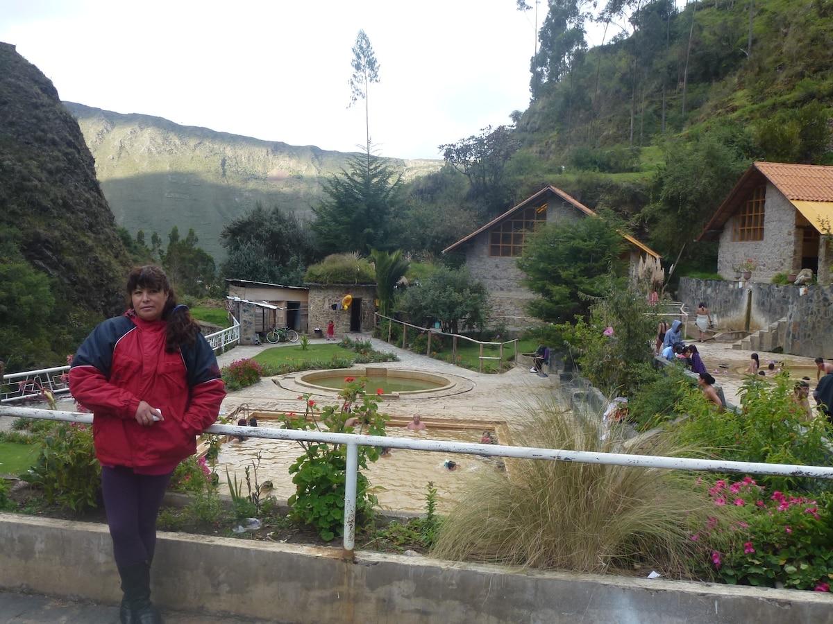 Jackeline from Cusco