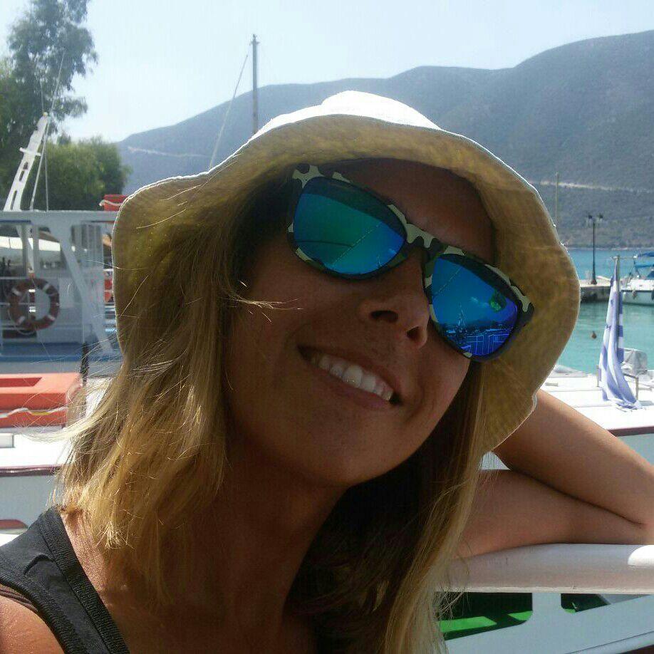 Claudia from Lipari