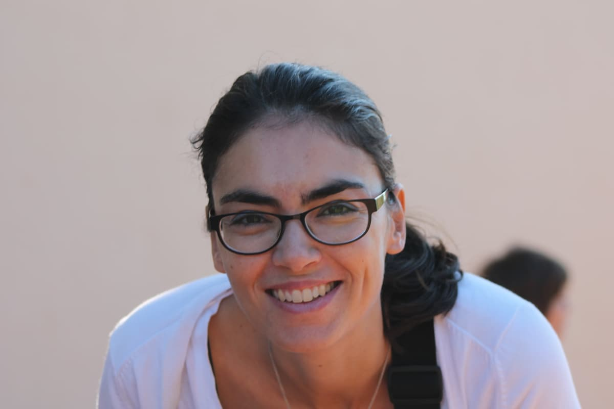 Katerina From Paros, Greece