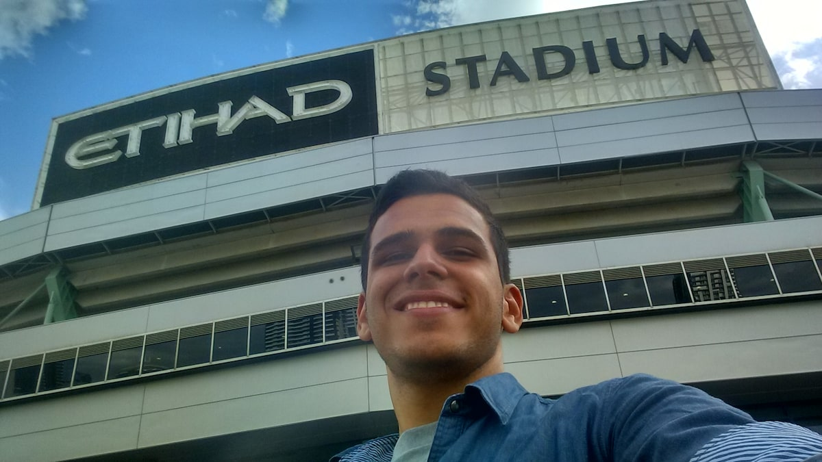 Braziliand student from Unimelb who will be travel