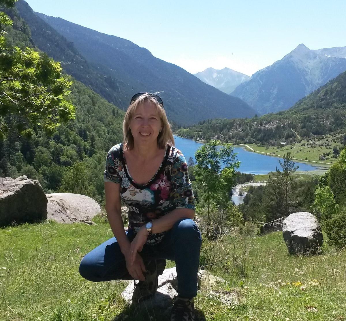 Isabel from Erill la Vall