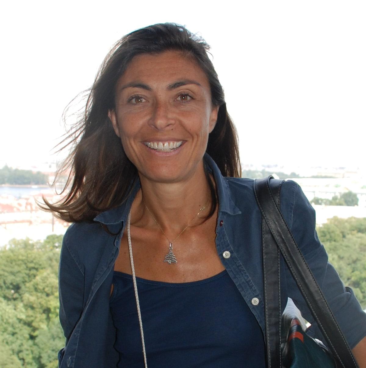 Elena From Capalbio Scalo, Italy