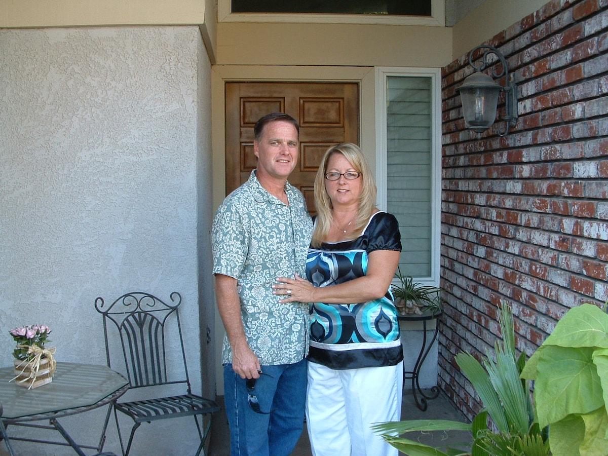 Dan & Sheila from Clovis