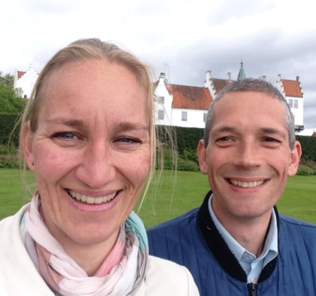 Camilla & Martin from Frederiksberg