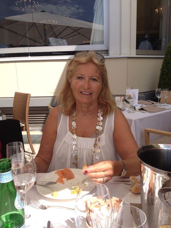 Christiane from Castell-Platja d'Aro