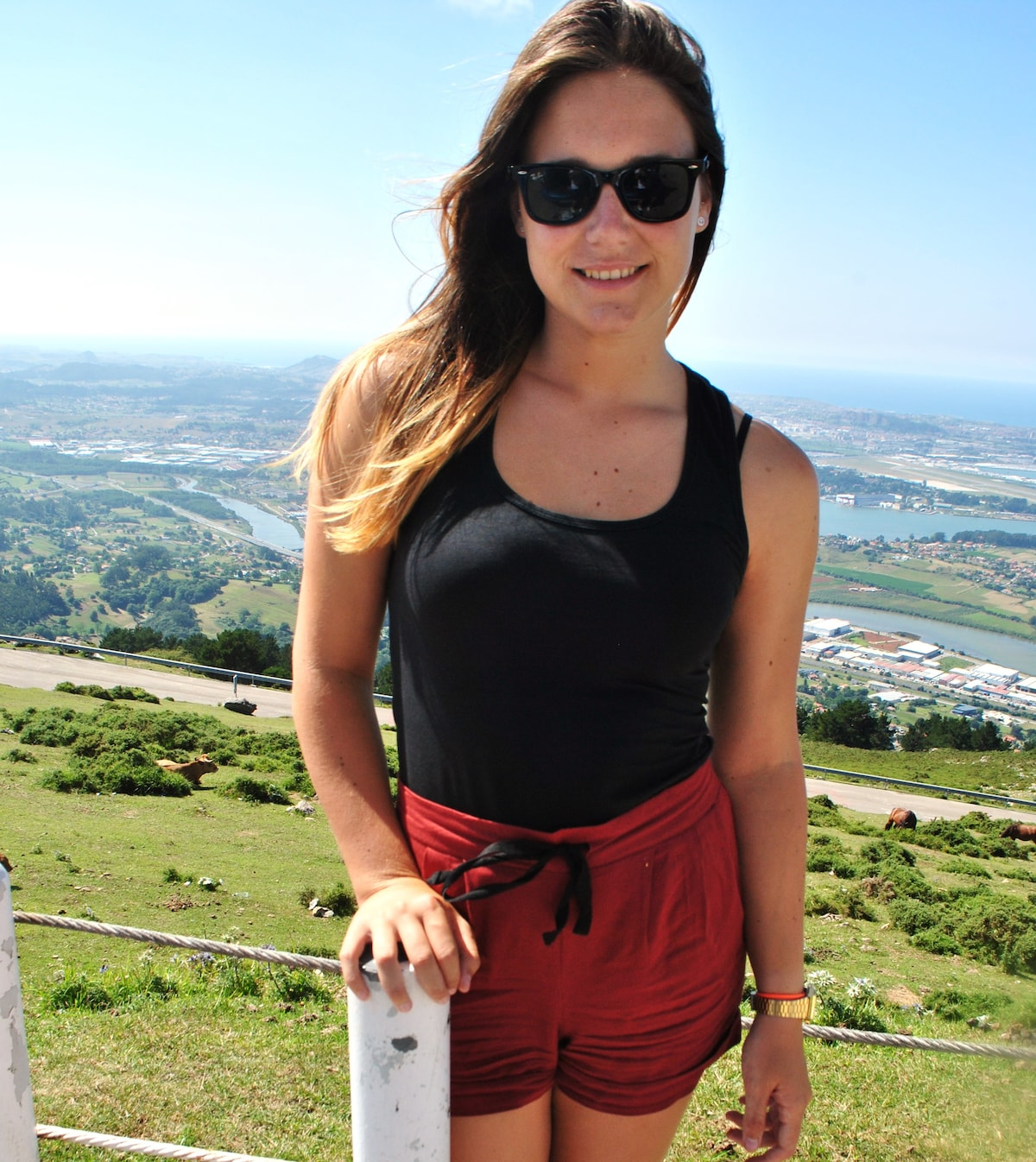 Irene from Santander