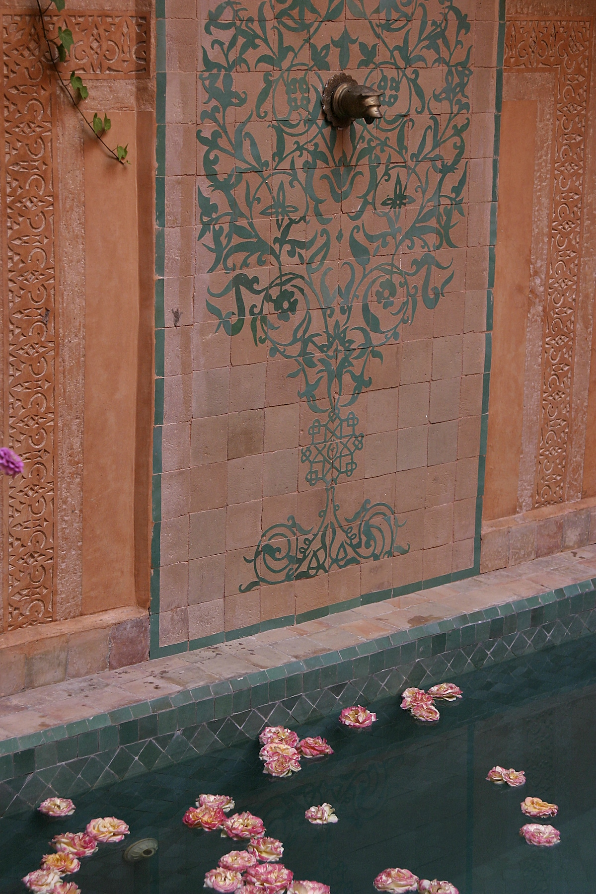 Je suis résidante à Marrakech depuis 2006. Nous a