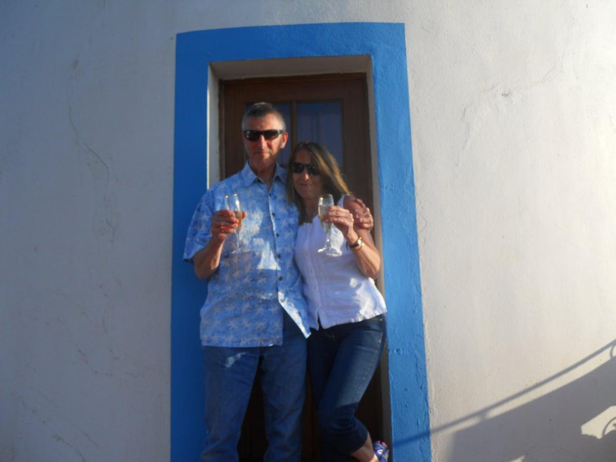 Keith & Shona from Keswick