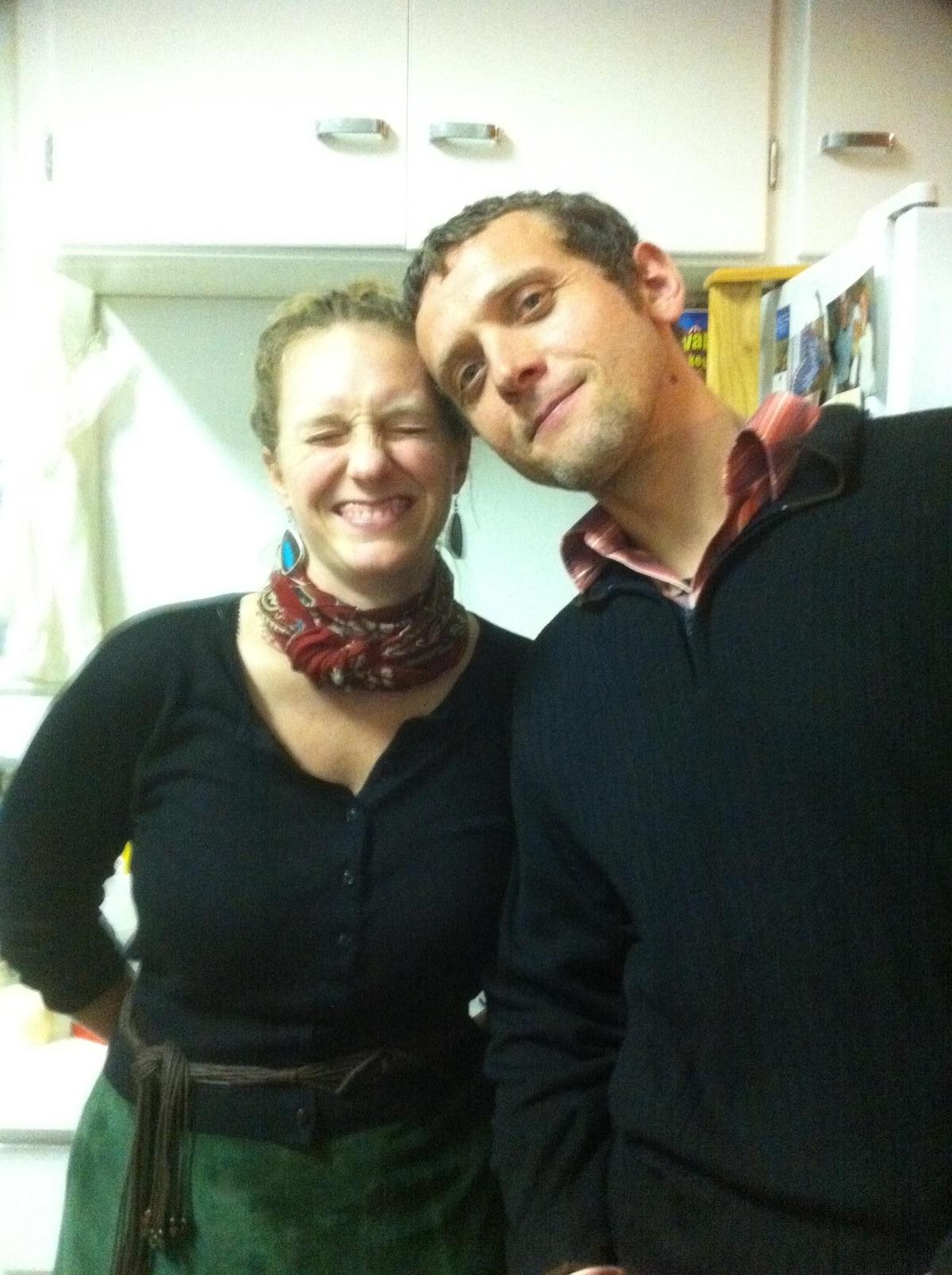 Emily & Pavel