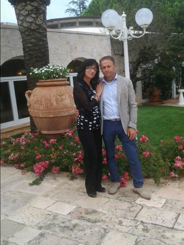 Mimmo & Erminia from Cisternino