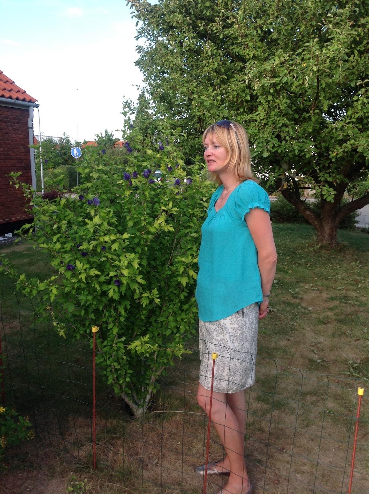 Emily From Roskilde Municipality, Denmark