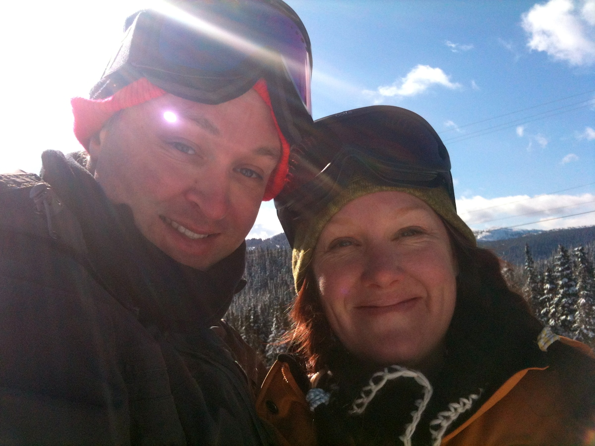 Geoff And Sarah